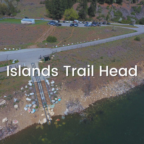 Islands Trail Head