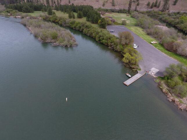 Riverside State Park at Little Spokane Confluence